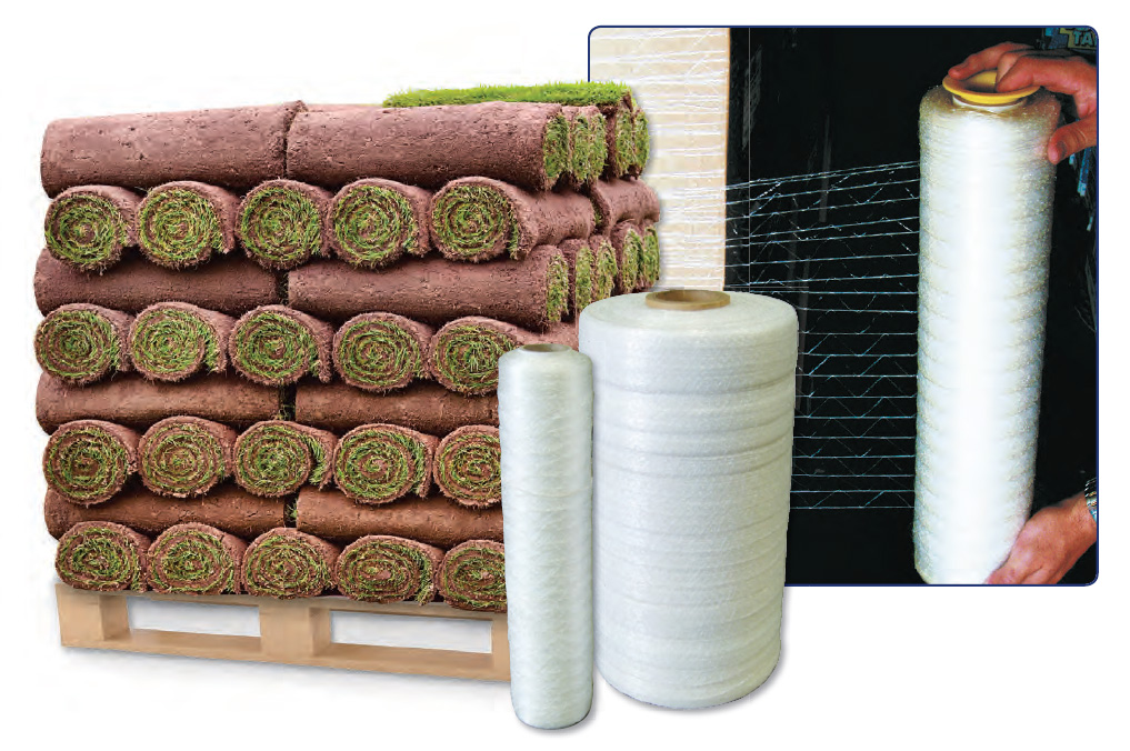 Netwrap Pallet Netting