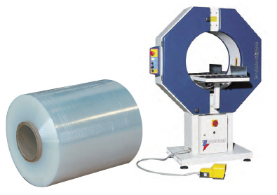 Spiral Wrapping Film